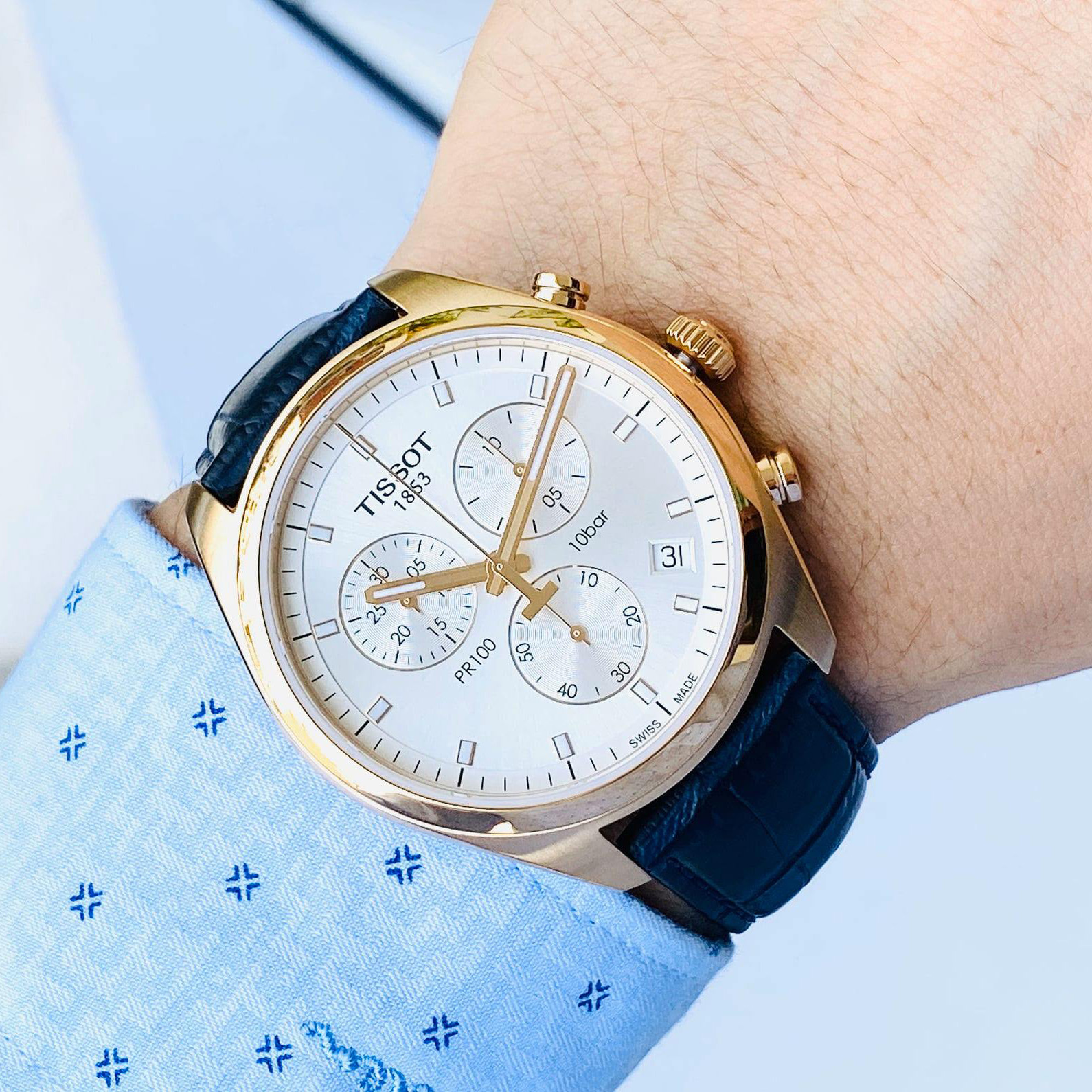 Đồng hồ Tissot T101.417.36.031.00