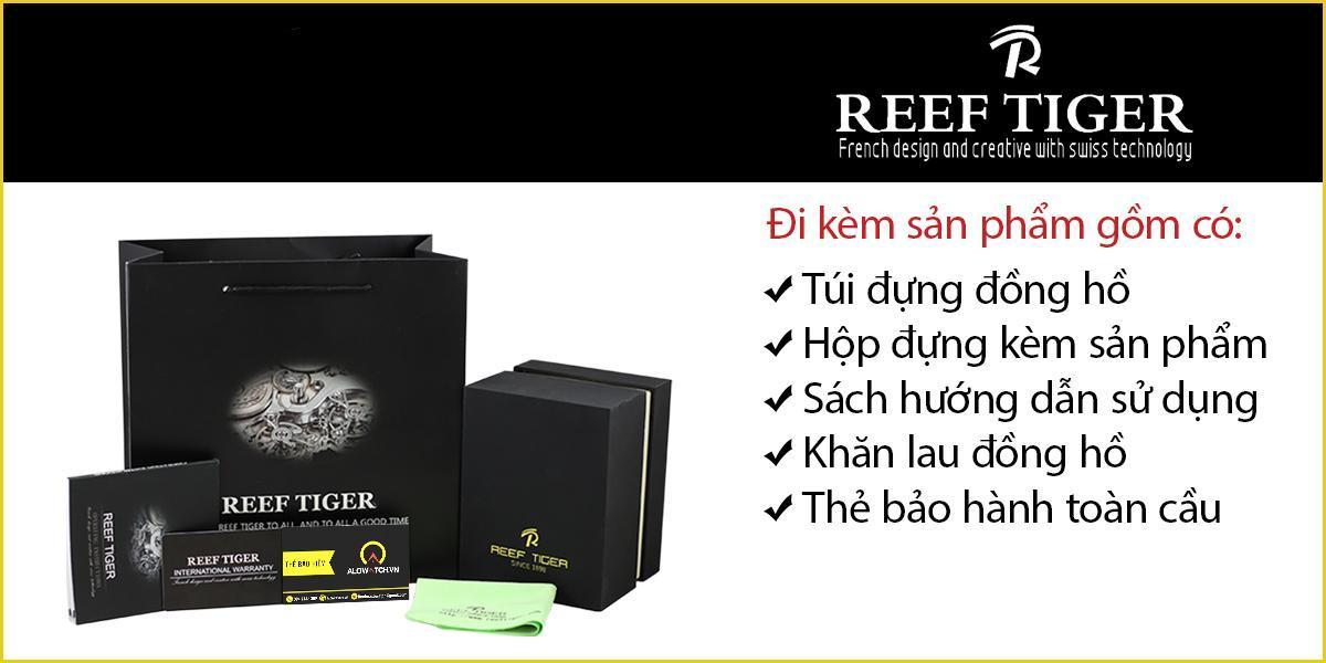 Bộ sản phẩm Reef Tiger đầy đủ
