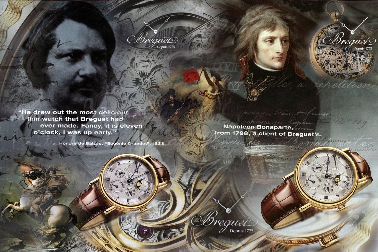 breguet napoleon