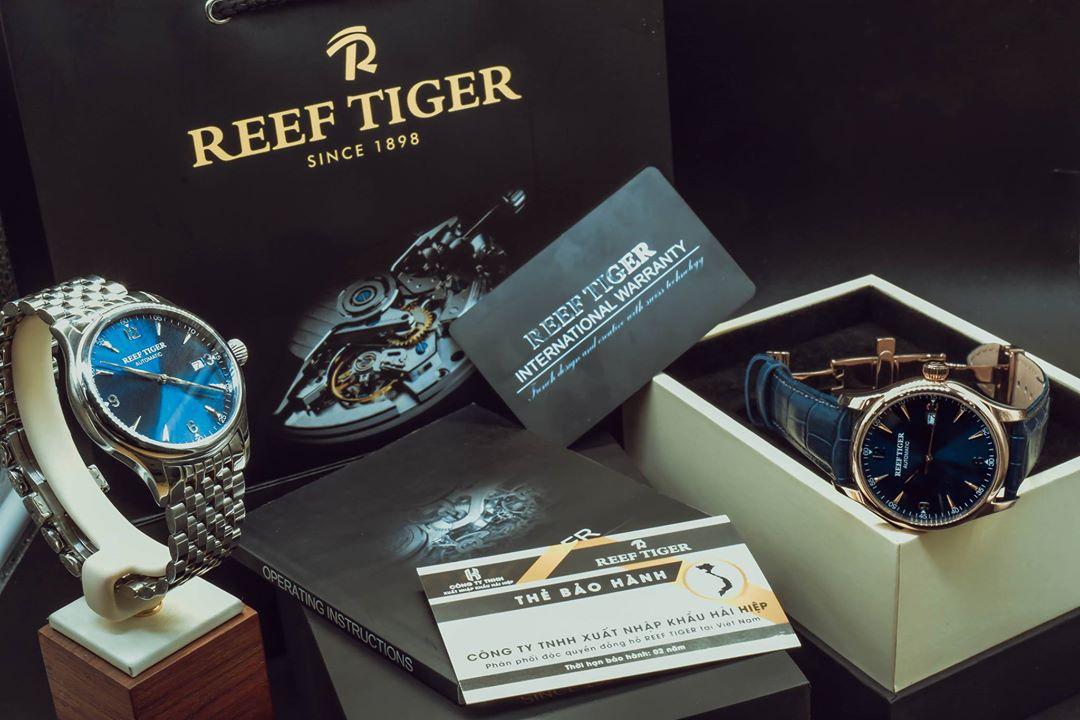 dong ho Reef Tiger chinh hang