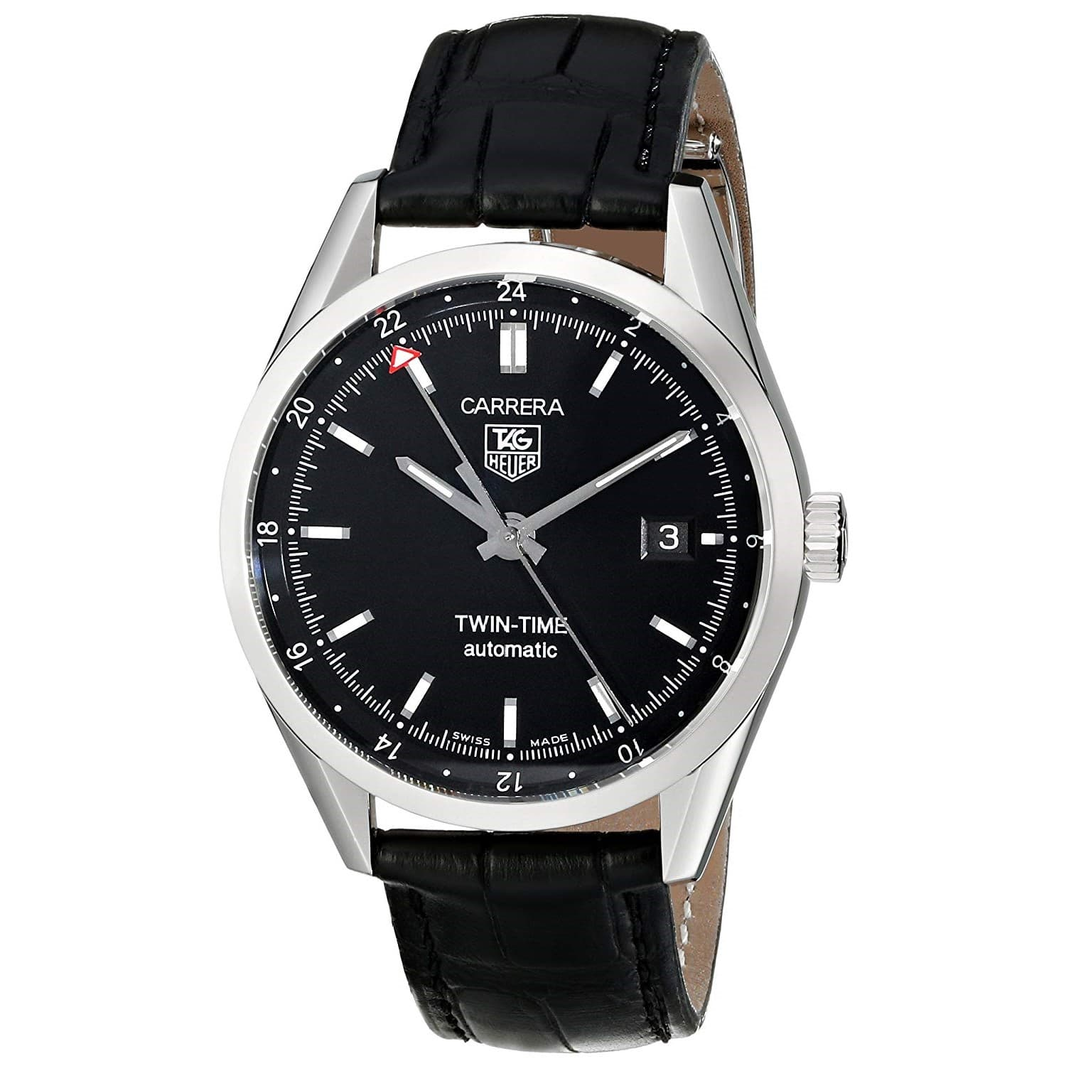 Tag Heuer Carrera Twin-Time WV2115