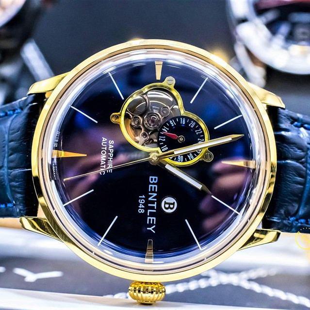 Đồng hồ nam BENTLEY BL1850-15MKNN