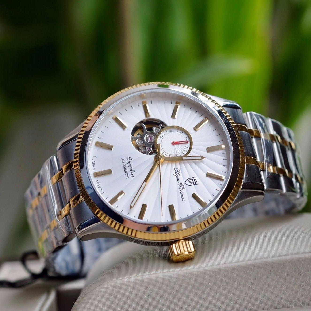 Đồng hồ Olym Pianus OP995.9AGSK-T