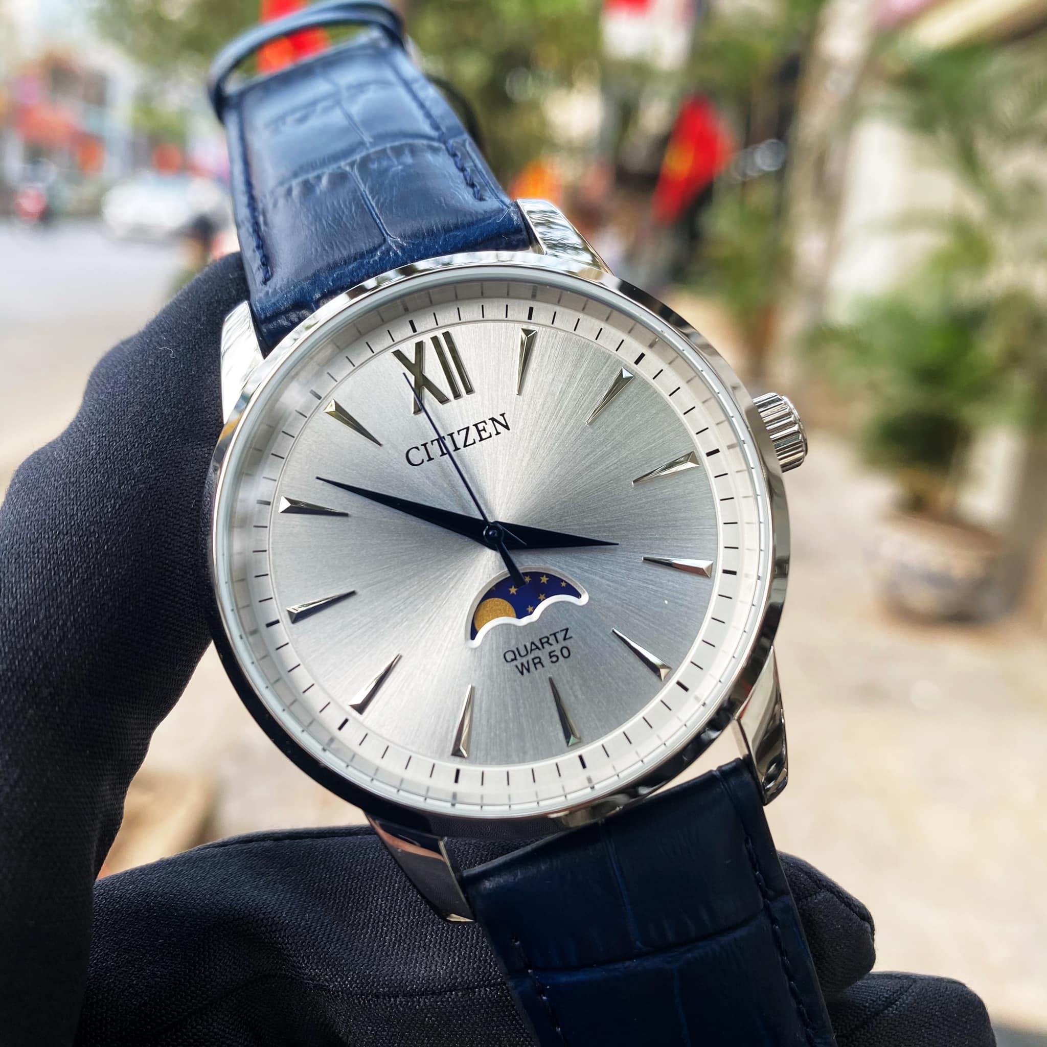 Đồng Hồ Citizen Quart AK5000-03A