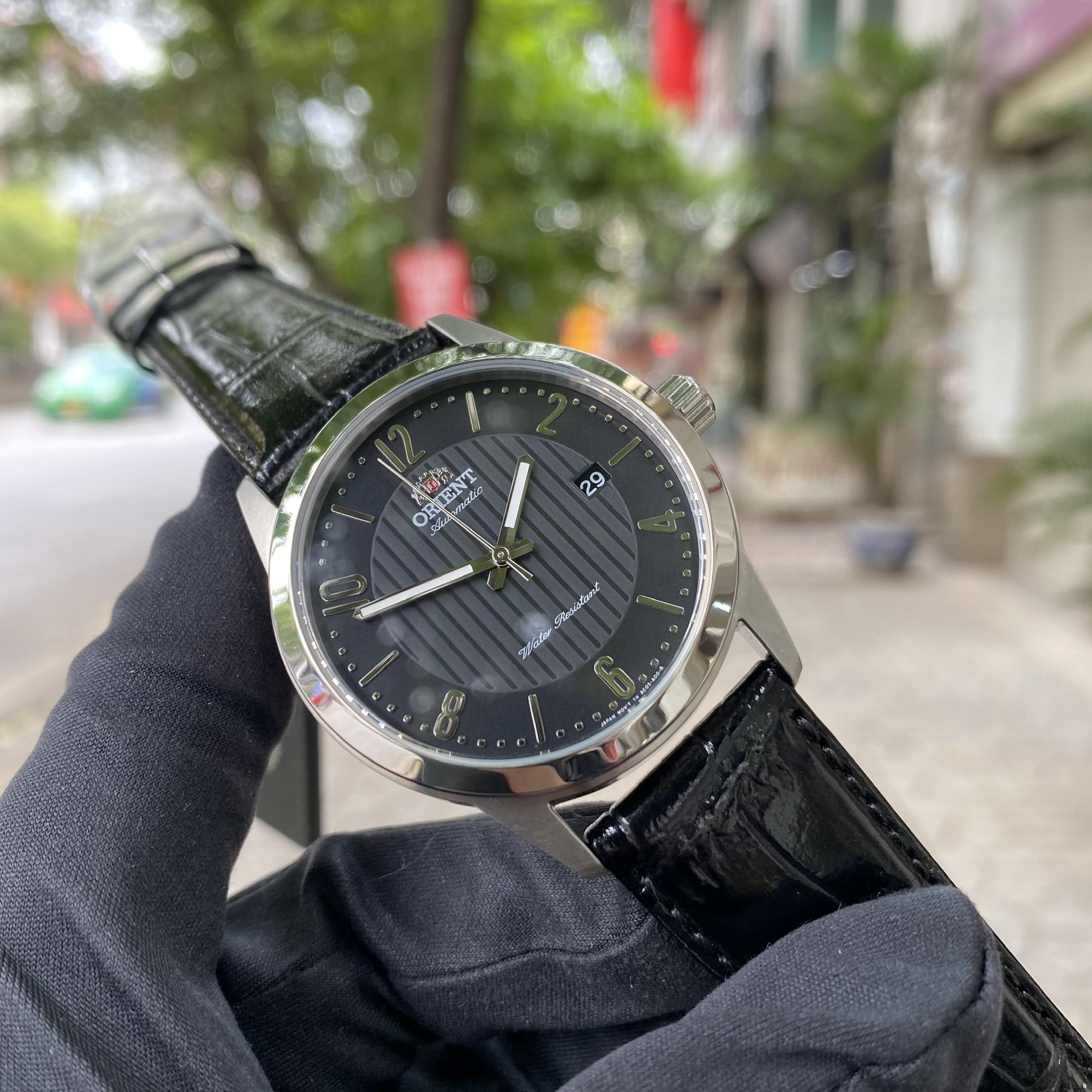 Đồng Hồ Nam Orient Automatic FAC05006B0