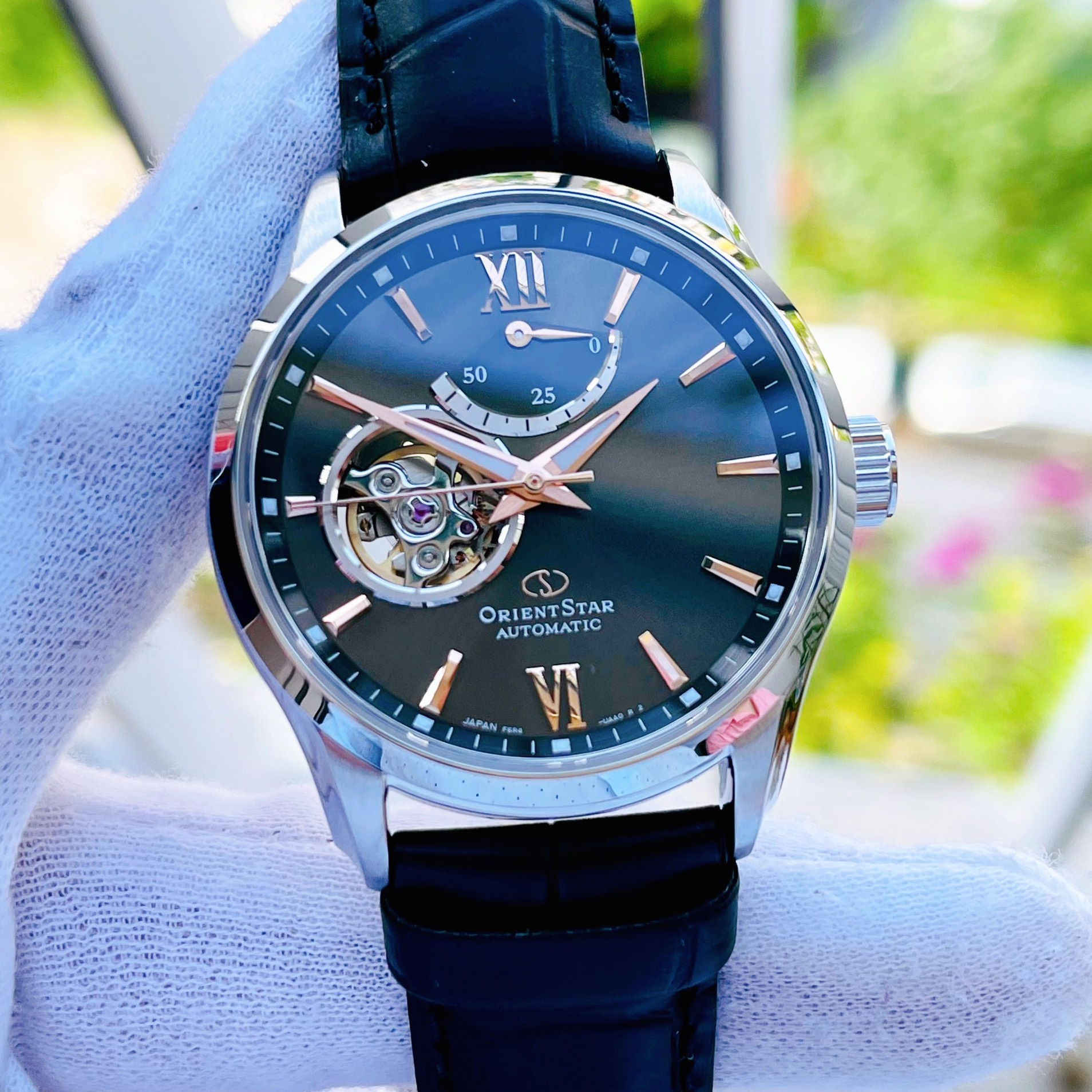 Đồng Hồ Orient Star Automatic RE-AT0007N00B